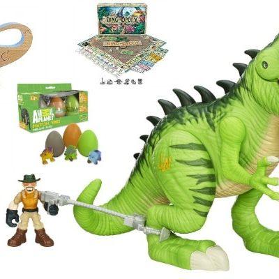 Gift Ideas for Little Dinosaur Lovers