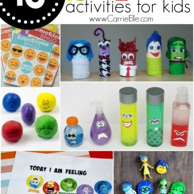 16 Inside Out Activities for Kids