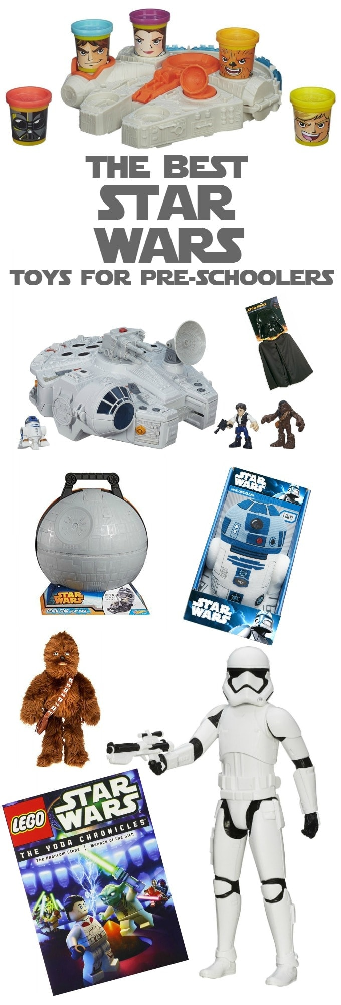 Best Star Wars Toys And Gifts : Gift ideas for year old boys carrie elle