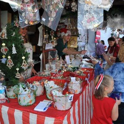 Free Christmas Event: Texas Christkindl Market in Arlington