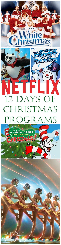 Netflix Christmas Shows