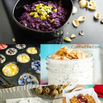 21 Day Fix Recipe Ideas: Oatmeal