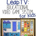 LeapTV: Educational Video Game System for Little Kids