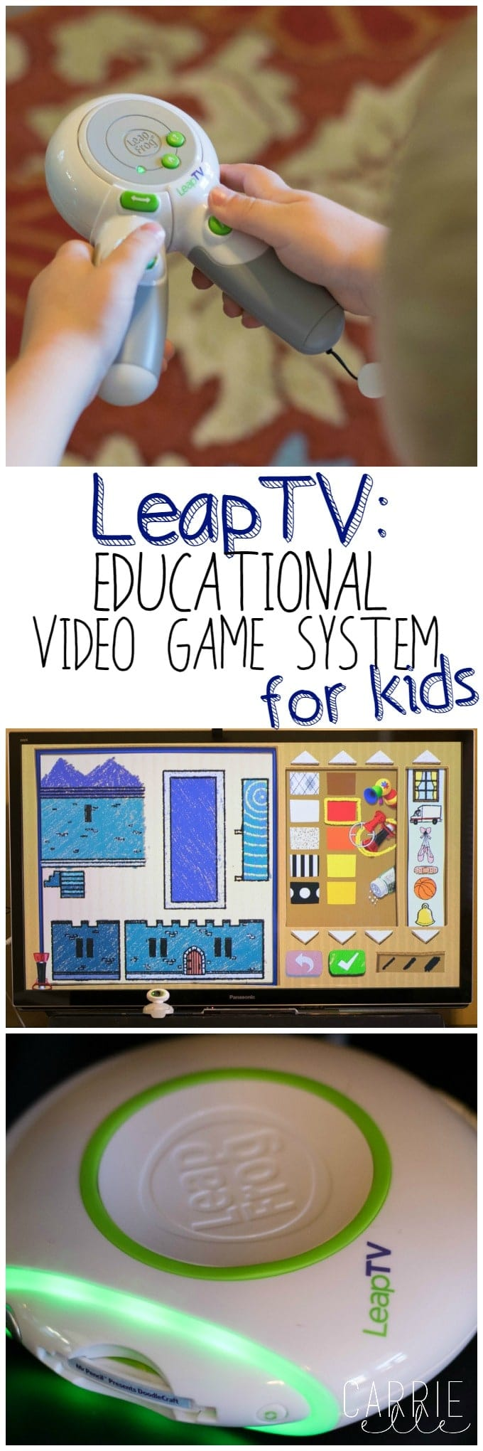 Video Game System for Kids