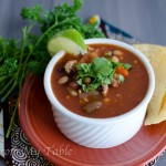 21 Day Fix Crock Pot Turkey Chili