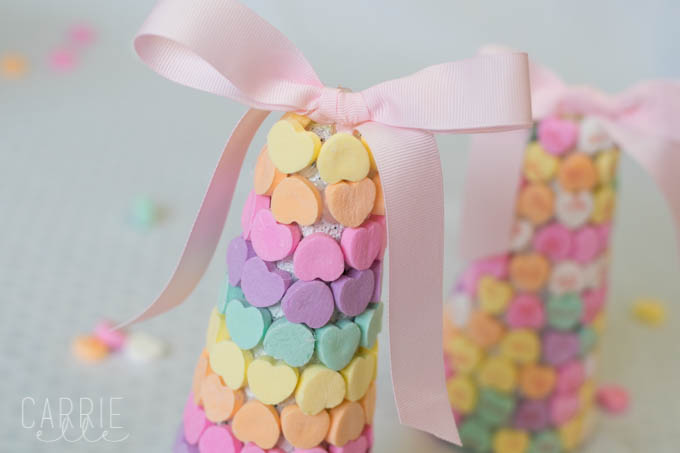 Candy Heart Crafts