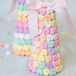 Easy DIY Candy Heart Craft