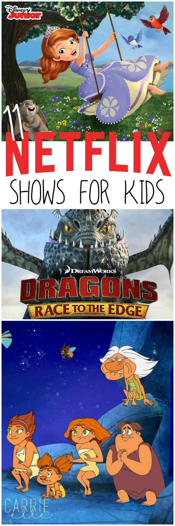 New Kid Shows on Netflix
