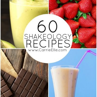 Shakeology Recipes for Every Flavor of Shakeology