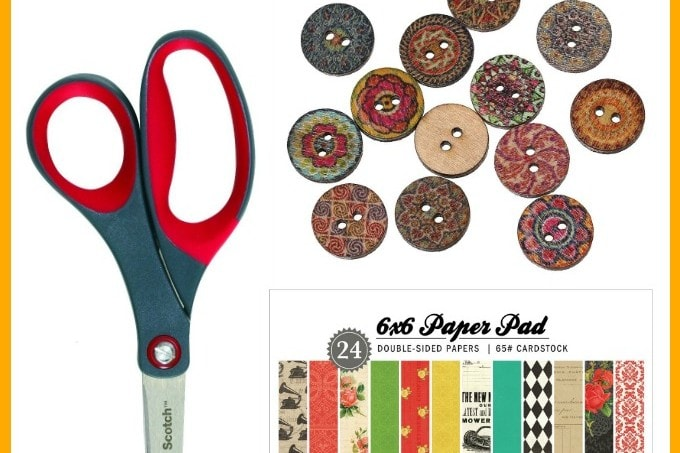Craft Supplies I Can't Live Without