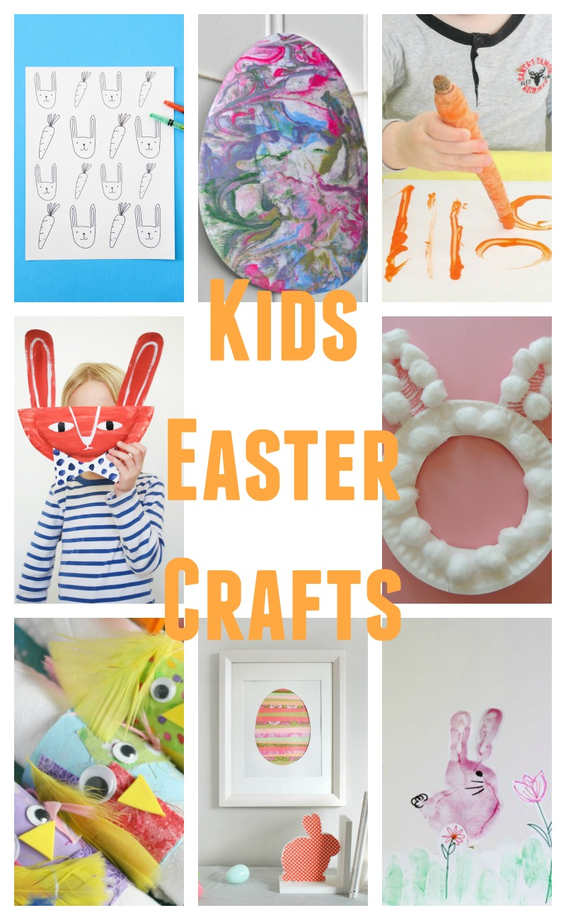 15 Egg-cellent Kids Easter Crafts