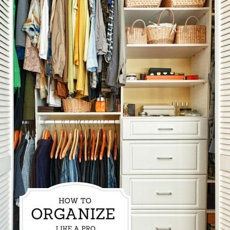 Organize Like a Pro