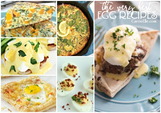Decadent Egg Dishes You'll Want to Make Today