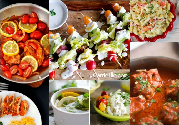 Break out of your dinnertime rut with these exciting dinner ideas new dinner ideas forumfinder Choice Image