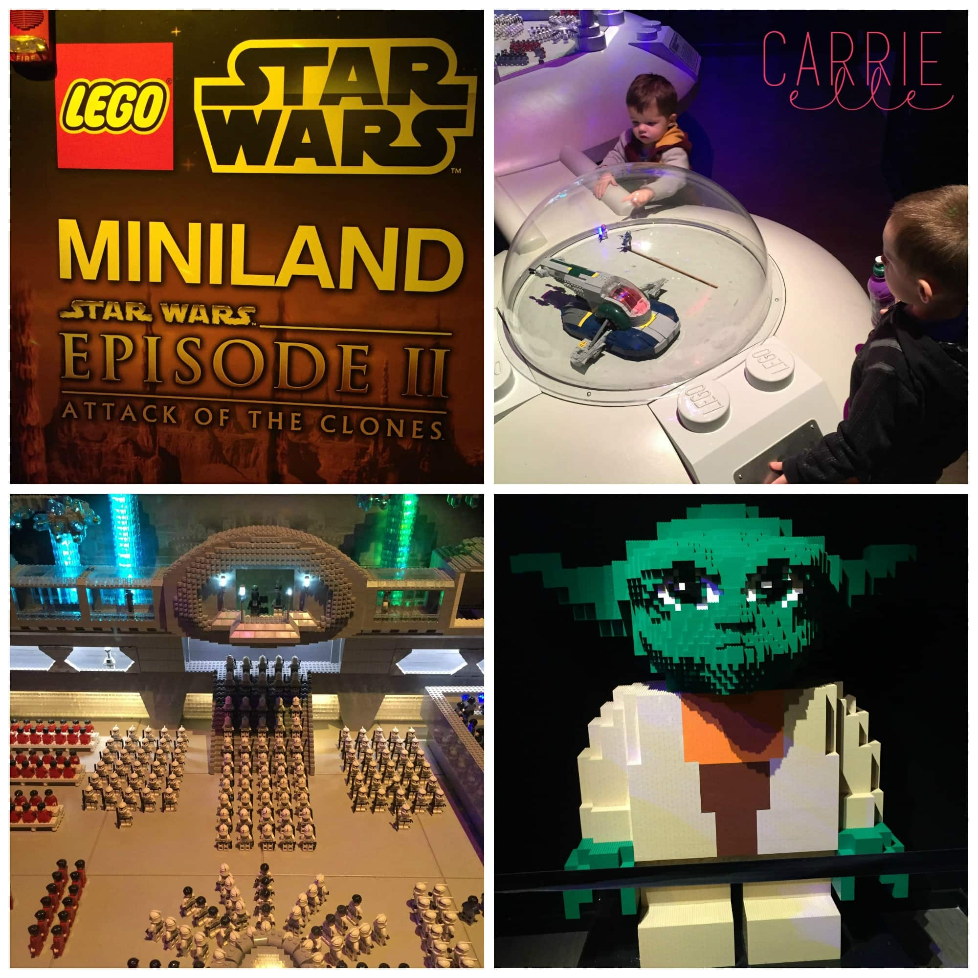"""LEGO Movie 4D """"A New Adventure"""" at LEGOLAND Discovery Center"""