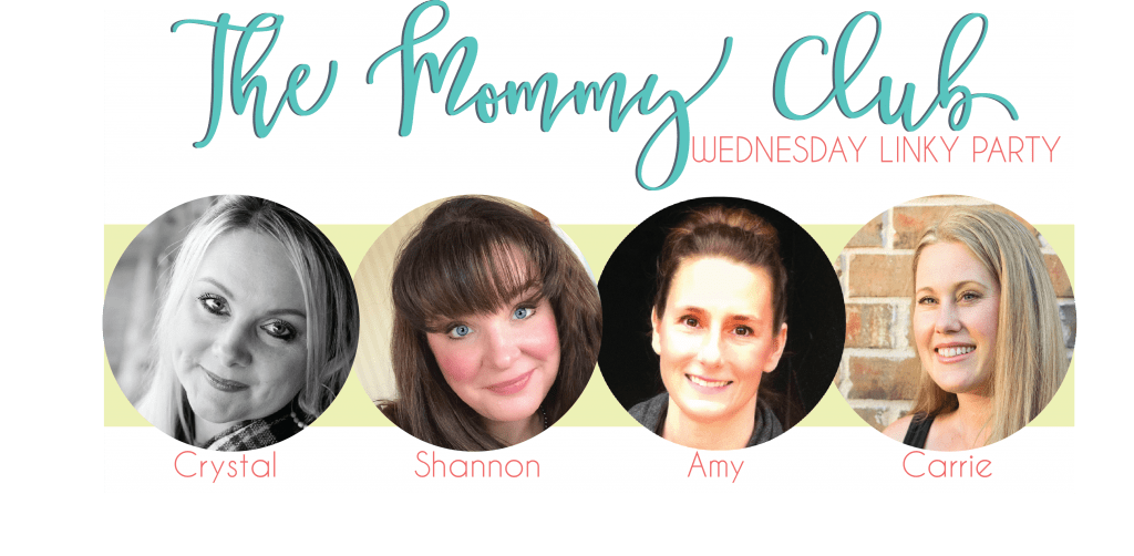 The Mommy Club Graphic