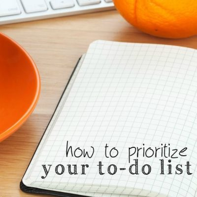 Spring Cleaning Your To-Do List