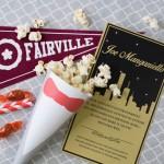 Pee-wee Printable Popcorn Cones (Because, PEE-WEE!)