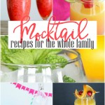 Mocktail Recipes the Whole Family Can Enjoy