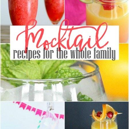 Mocktail Recipes Carrie Elle