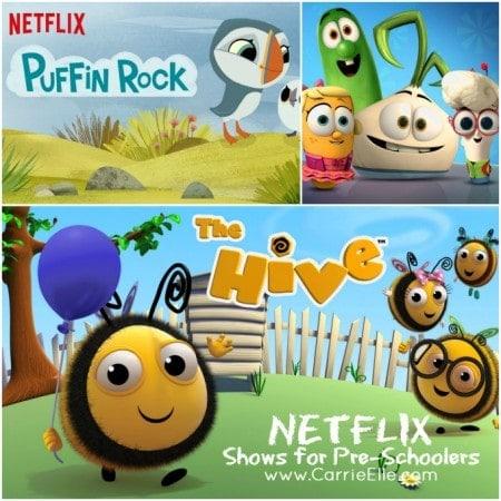 Netflix for Pre-Schoolers