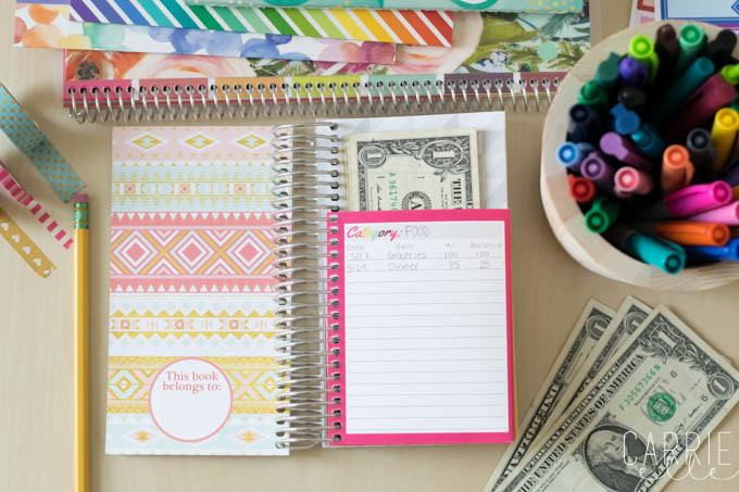 Spend Well Budgeting System