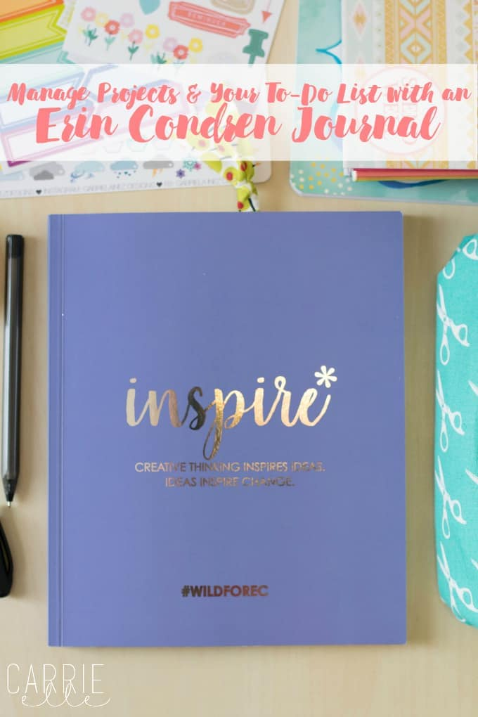 Erin Condren Journal