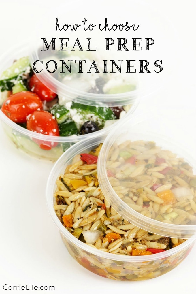 How to Choose Meal Prep Containers