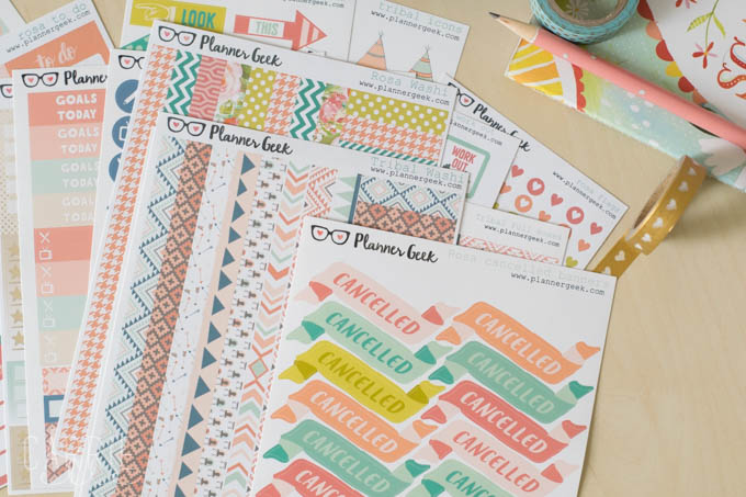 Planner Sticker Shop