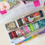 Planner Supplies Organization: Creative Options