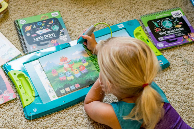 LeapStart is a Fun New Way for Kids to Learn