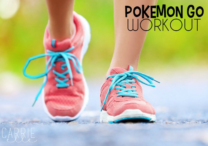 Pokemon Go Workout for Family