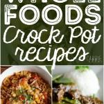 Whole Foods Crock Pot Recipes