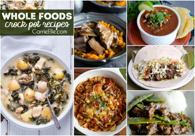 Whole Foods Crock Pot Recipes