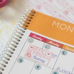 Printable Prescription Reminder Stickers for Your Planner