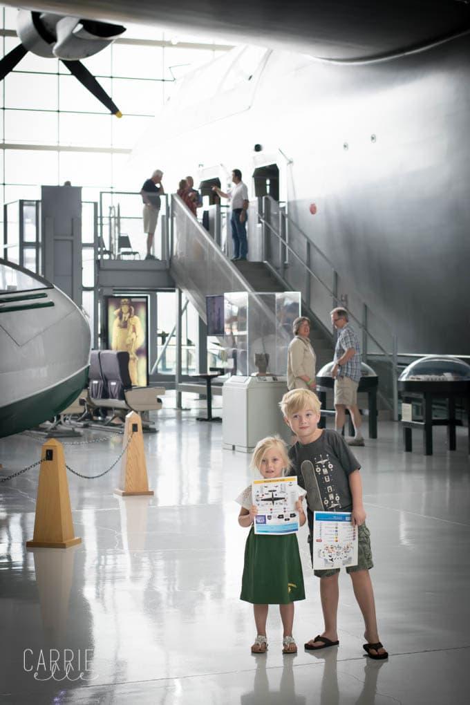 Spruce Goose Evergreen Museum