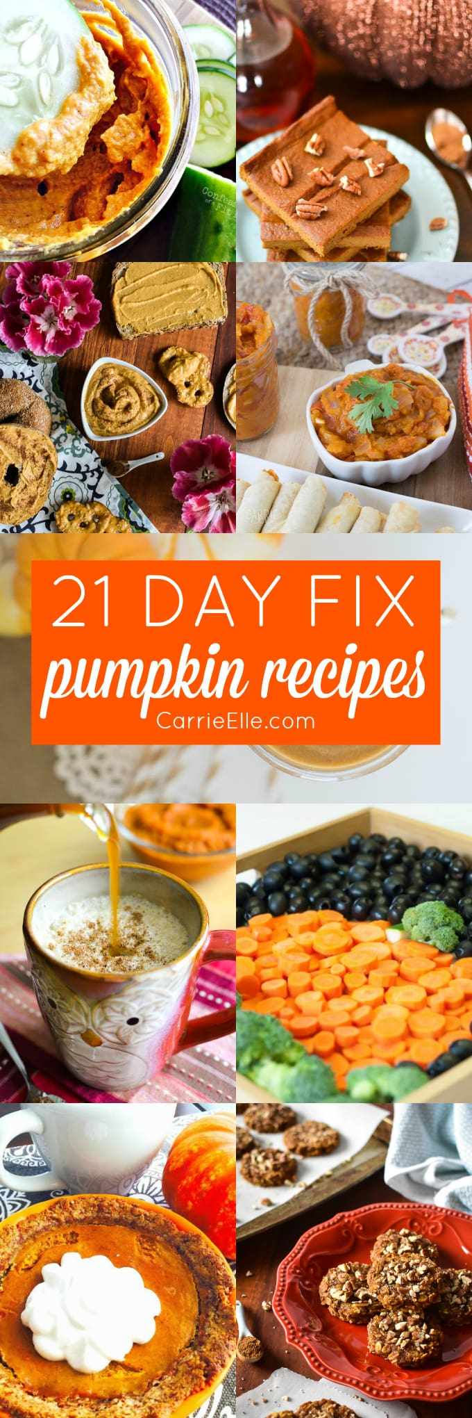 21 Day Fix Pumpkin Recipes