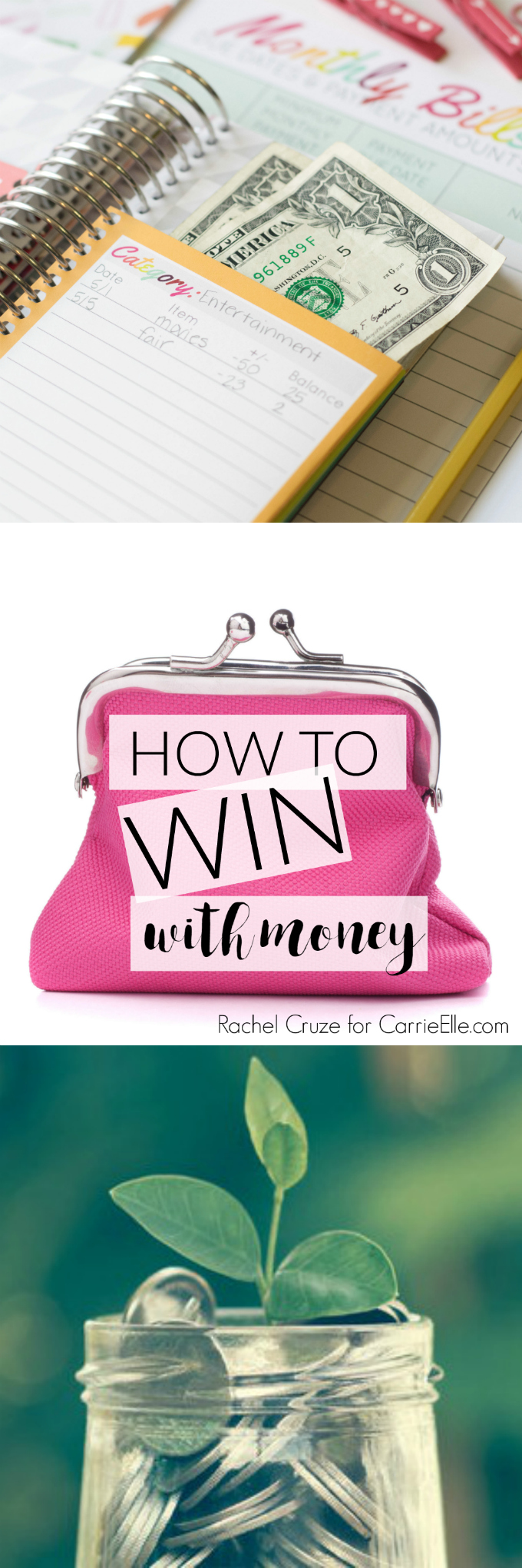 Rachel Cruze Win with Money