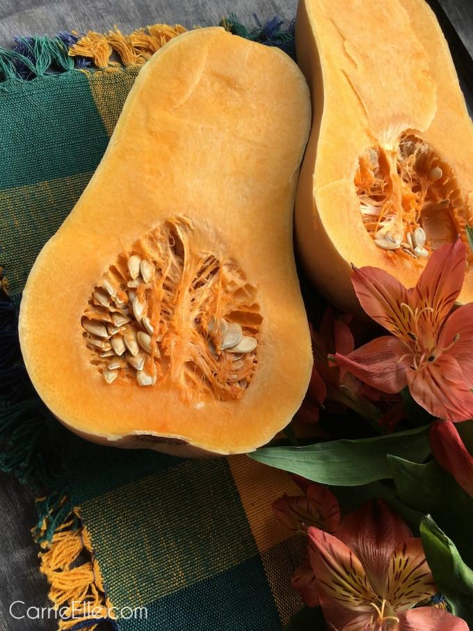 Butternut Squash Seeds