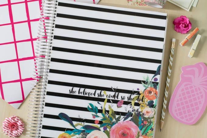 Paper Day Planner