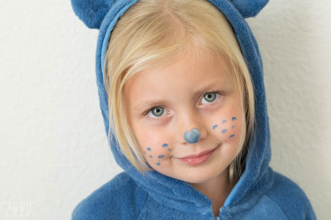 Easy No-Sew Care Bears Costume