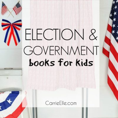 Election Books for Kids