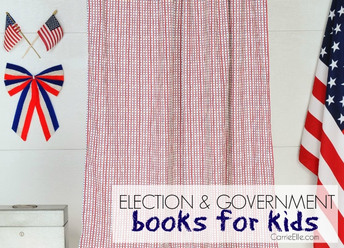 Election and Government Books for Kids