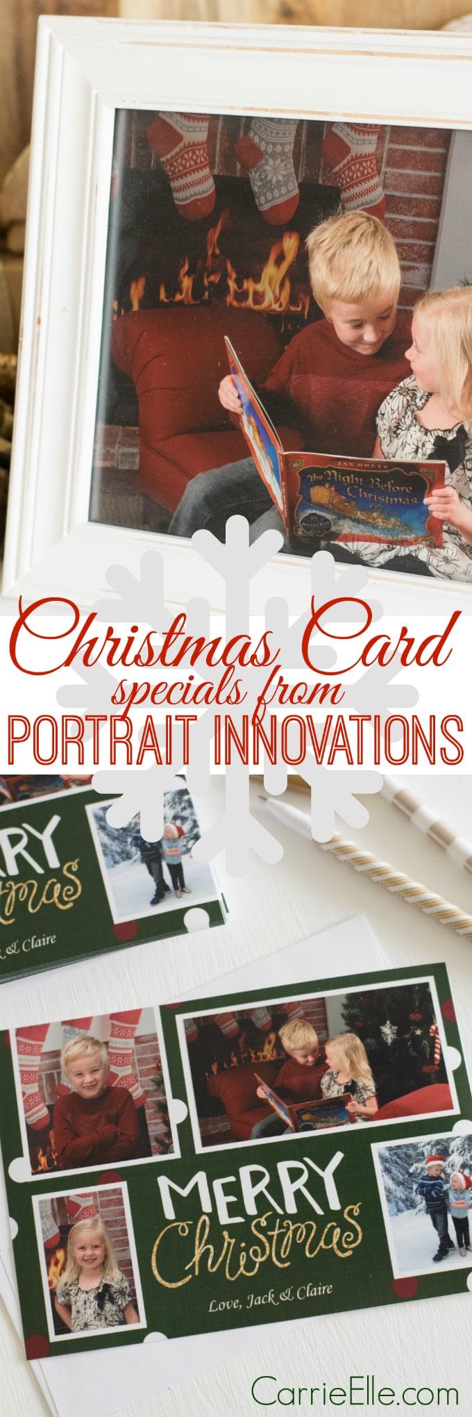 Christmas Card Specials