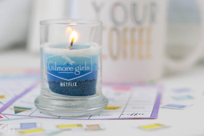Printable Gilmore Girls Bingo