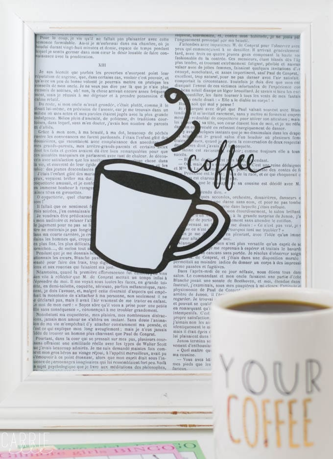Coffee Printable