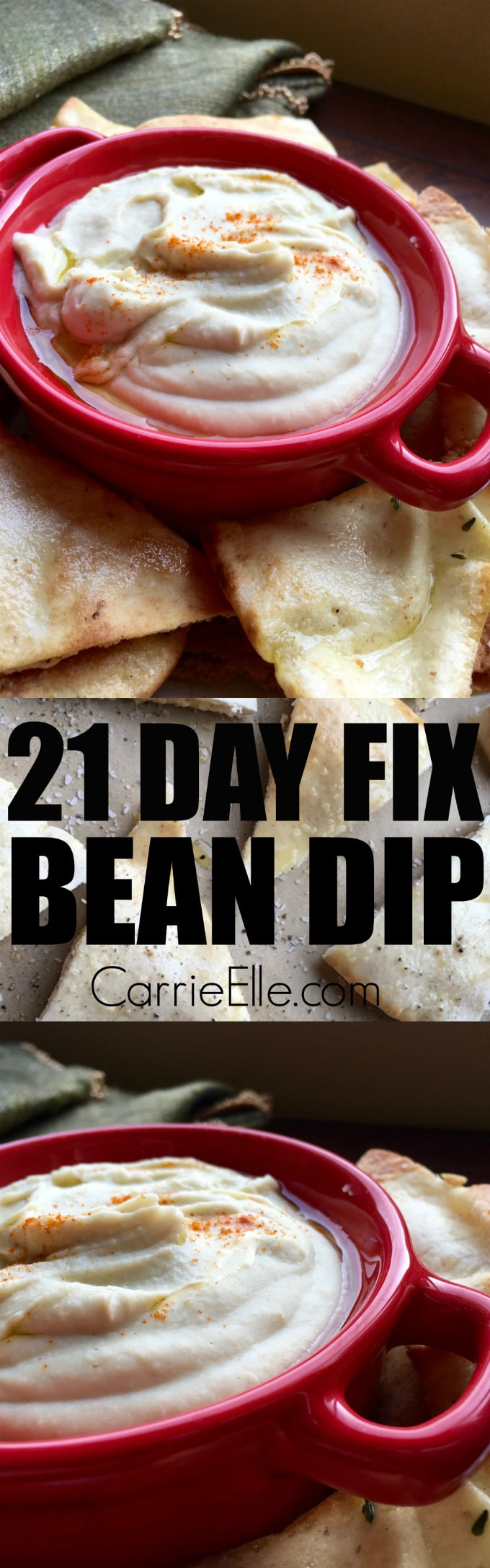 21 Day Fix Bean Dip