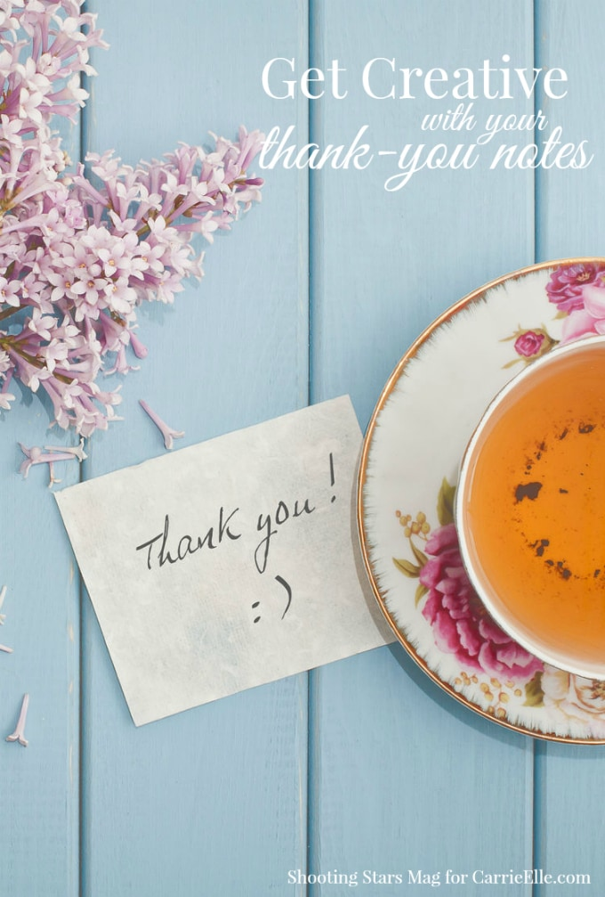 Creative Thank You Notes