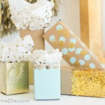 Upcycled Gift Wrap: Turn Toothpaste Boxes into Presents!