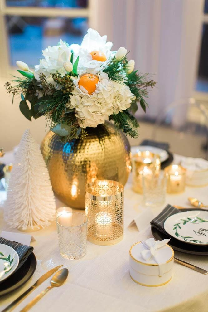Beautiful Christmas Tablescapes
